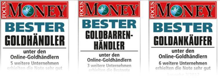 Focus Mones Bester Goldhändler